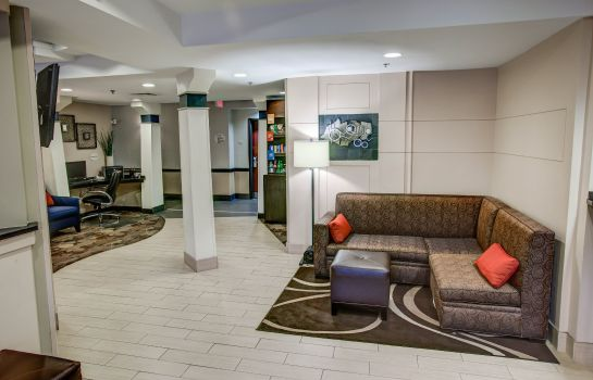 Hol hotelowy Comfort Suites