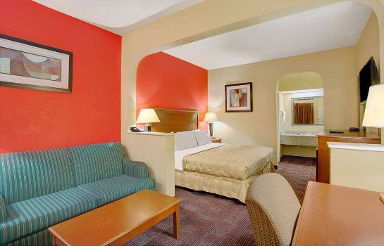 Kamers DAYS INN AND SUITES MEMPHIS E