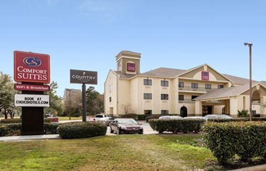 Vista exterior Comfort Suites Bush Intercontinental Airport
