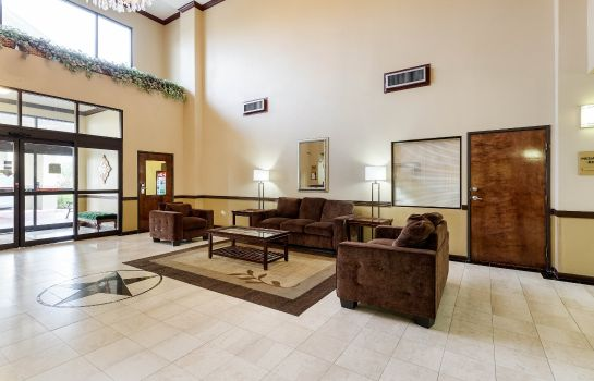 Hotelhal Comfort Suites Bush Intercontinental Airport