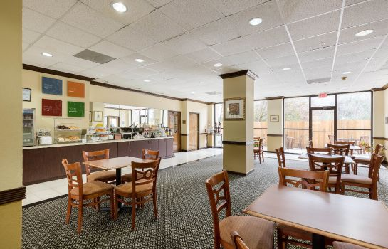 Restaurante Comfort Suites Bush Intercontinental Airport