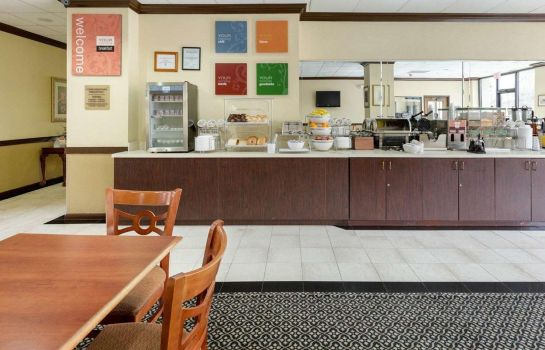 Ristorante Comfort Suites Bush Intercontinental Air