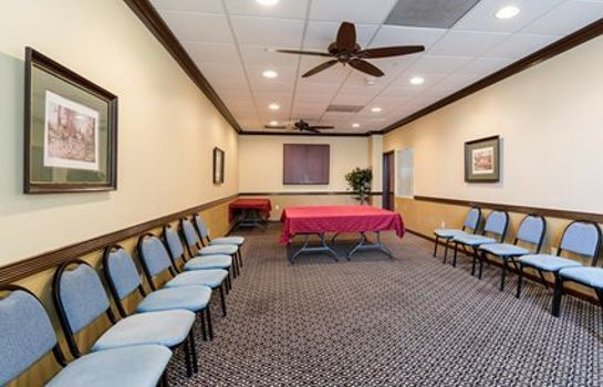 Sala de reuniones Comfort Suites Bush Intercontinental Airport