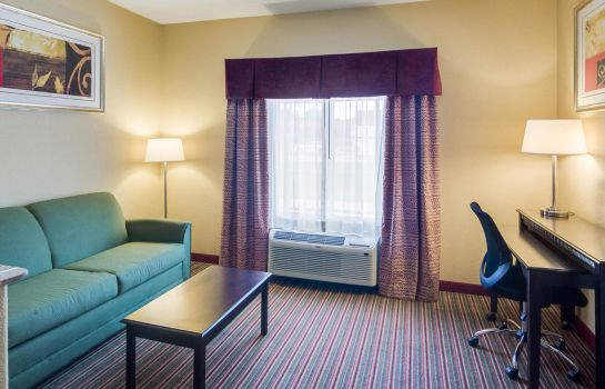 Zimmer Quality Suites North