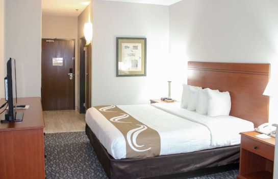 Chambre Quality Suites South