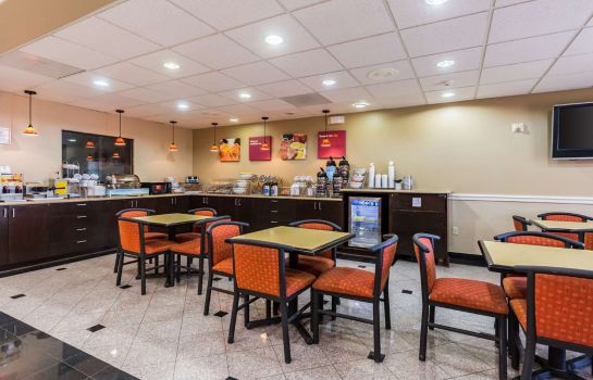 Restaurant Comfort Suites Westchase Houston Energy