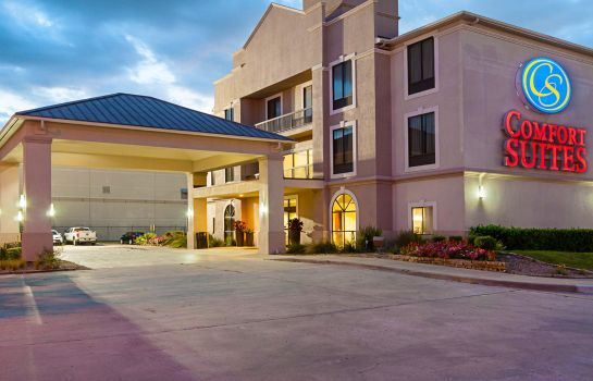 Außenansicht Comfort Suites Houston West at Clay Road