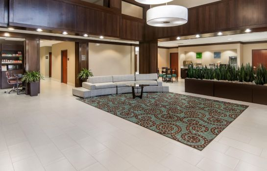 Hotelhalle Comfort Suites Houston West at Clay Road