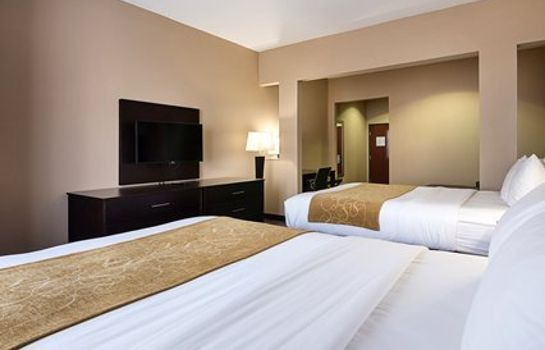 Suite Comfort Suites Houston West at Clay Road