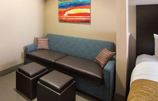 Zimmer Comfort Suites Houston West at Clay Road