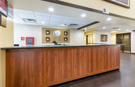 Hol hotelowy Comfort Suites Austin Airport
