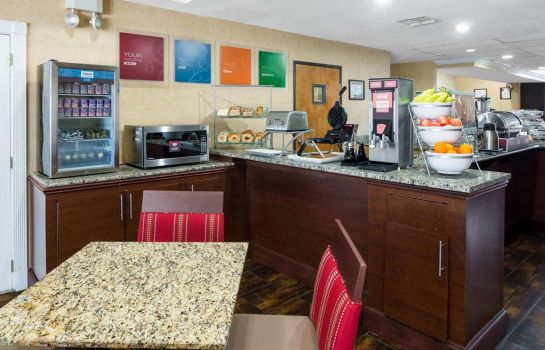 Restaurant Comfort Suites Las Colinas Center