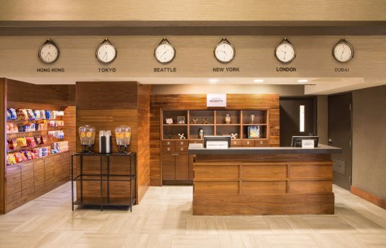 Hol hotelowy Four Points by Sheraton Downtown Seattle Center