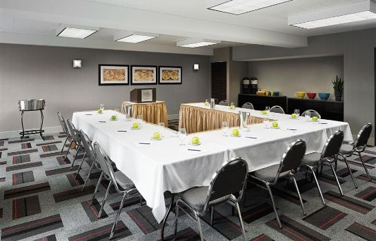 Conference room Four Points by Sheraton Downtown Seattle Center