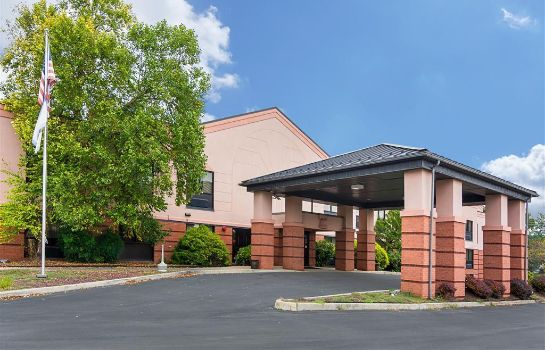 Außenansicht Quality Inn and Suites Kearneysville - M