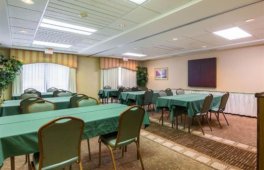 Tagungsraum Quality Inn and Suites Kearneysville - M