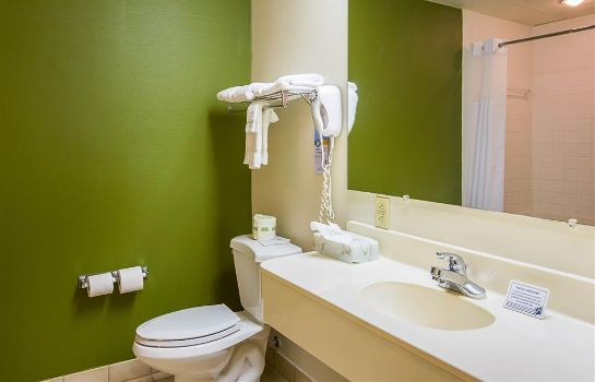 Zimmer Quality Inn and Suites Kearneysville - M