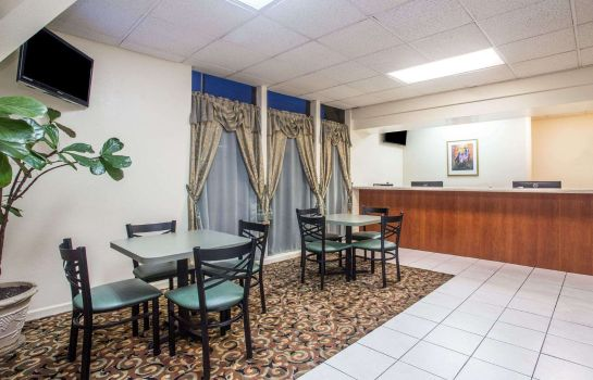 Hol hotelowy DAYS INN OCALA NORTH