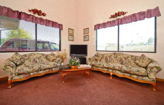 Hol hotelowy Americas Best Value Inn - Ozark