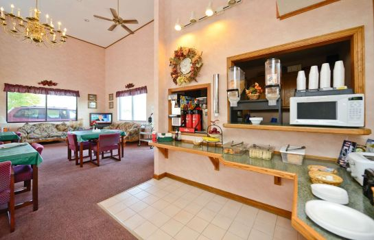 Restaurant Americas Best Value Inn - Ozark