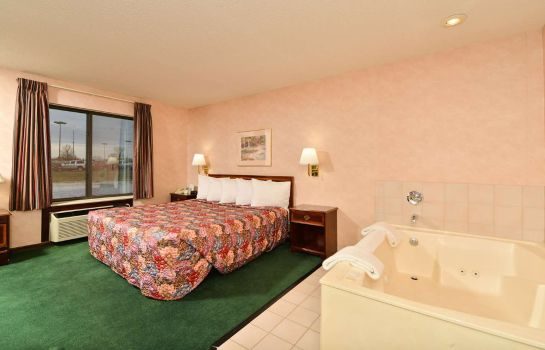 Suite Americas Best Value Inn - Ozark