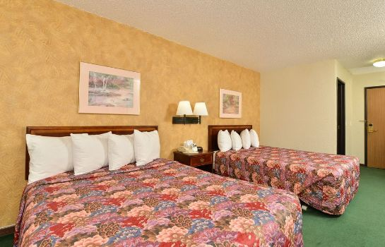 chambre standard Americas Best Value Inn - Ozark