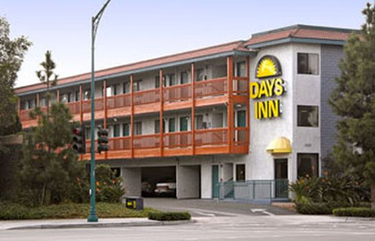 Außenansicht DAYS INN ANAHEIM WEST