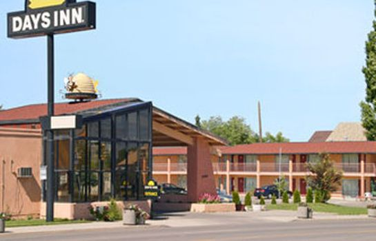 Außenansicht Americas Best Value Inn Vernal