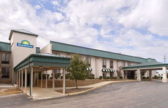 Exterior view DAYS INN BOWLING GREEN