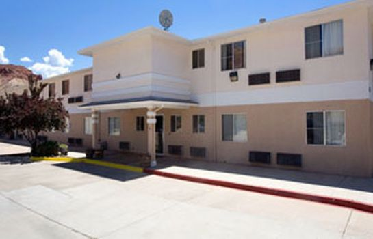 Vista exterior Days Inn by Wyndham Moab