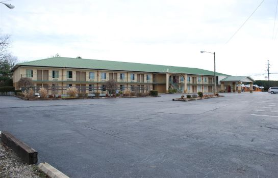 Vista esterna Red Roof Inn Monteagle - I-24