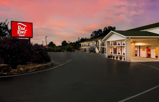 Vue extérieure Red Roof Inn Monteagle - I-24 Red Roof Inn Monteagle - I-24