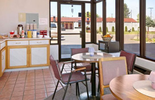 Vista esterna Americas Best Value Inn Vernal