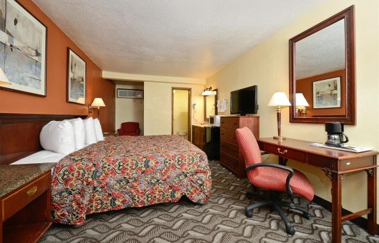 Camera Americas Best Value Inn Vernal