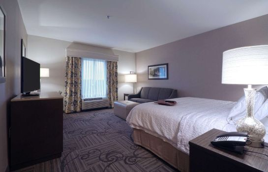 Zimmer Hampton Inn - Suites Columbus-University Area