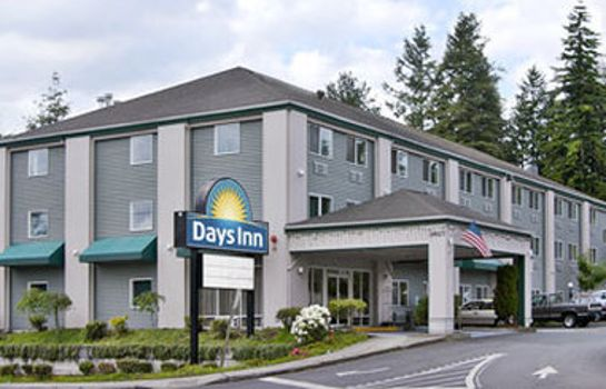Vista exterior DAYS INN SEATTLE AURORA