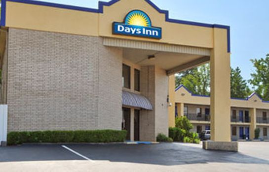 Vista esterna DAYS INN ARCADIA
