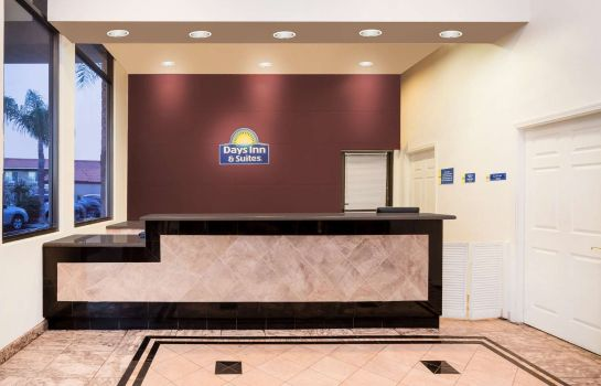 Hotelhalle Days Inn Anaheim at Disneyland