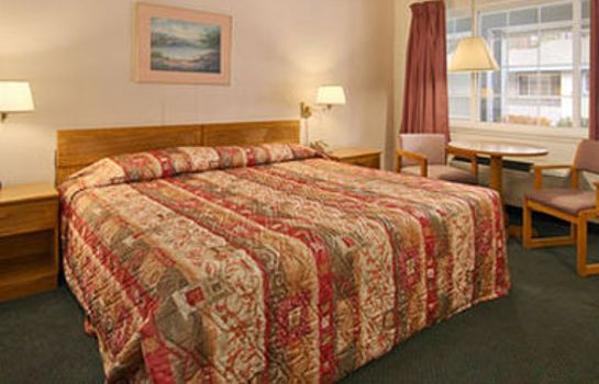 Zimmer DAYS INN SOUTH LAKE TAHOE