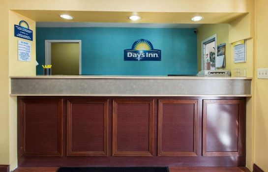 Reception Days Inn by Wyndham Cookeville