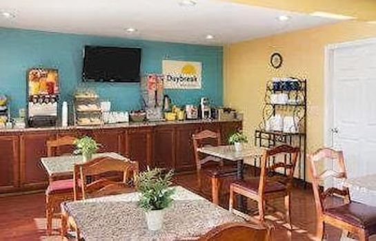 Sala colazione Days Inn by Wyndham Cookeville
