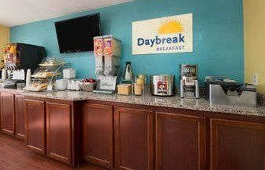 Restaurant Cookeville-Days Inn