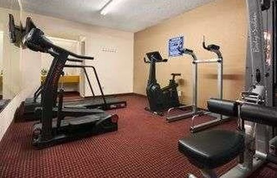 Sports facilities Cookeville-Days Inn