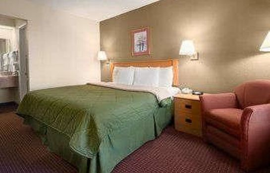 chambre standard Cookeville-Days Inn