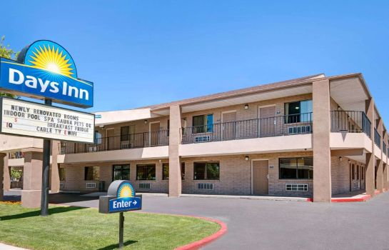 Außenansicht DAYS INN ALBUQUERQUE WEST