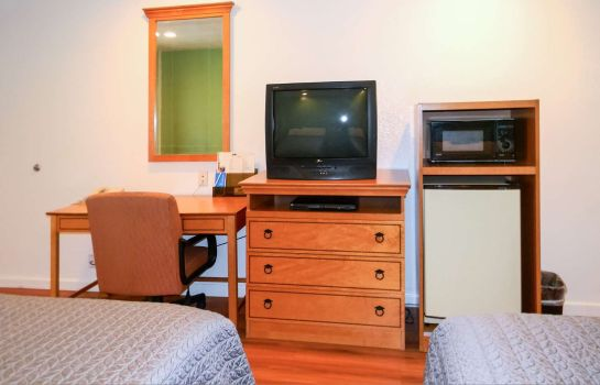 Double room (superior) Rodeway Inn Alameda