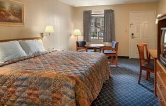 Zimmer DAYS INN ASHEVILLE NORTH