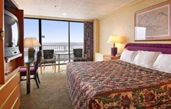 Room DAYS INN ATLANTIC CITY OCNFRNT