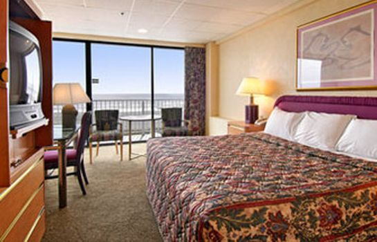 Zimmer DAYS INN ATLANTIC CITY OCNFRNT