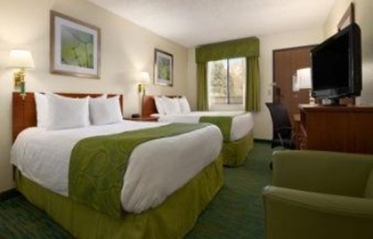Room DAYS INN BELLEVUE SEATTLE